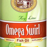 5- Key Lime Ultra High Potency Fish Omega Swirl